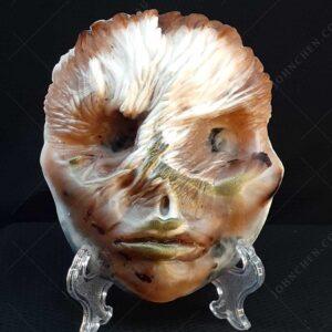 Veiled Lady Fine art Sculpture