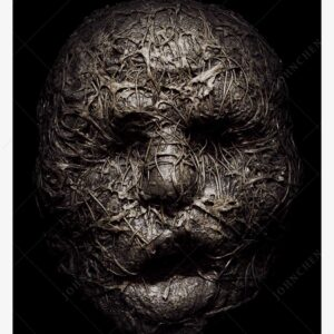 beautiful decay art print