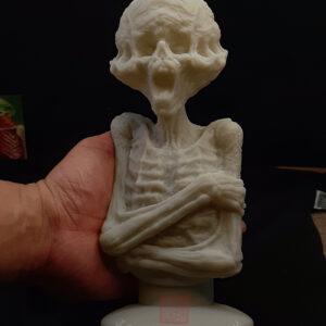 mummy sculpture by john chen